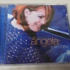 CDs de Música: C5- ANGELA Y LA CORTE -CD PRECINTADO. Lote 235296375