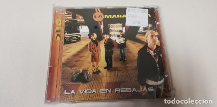 C5- LA MARABUNTA LA VIDA EN REBAJAS -CD PRECINTADO (Música - CD's Otros Estilos)
