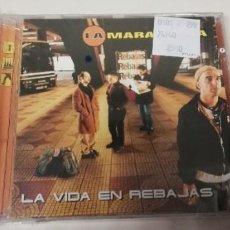 CDs de Música: C5- LA MARABUNTA LA VIDA EN REBAJAS -CD PRECINTADO. Lote 235297390