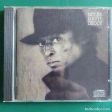 CDs de Música: MILES DAVIS - DECOY (CD, ALBUM) (JAPAN CD). Lote 235324135