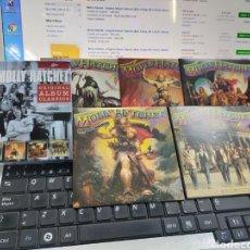 CDs de Música: MOLLY HATCHET CAJA CON 5 CD'S ORIGINAL ÁLBUM CLASSICS. Lote 235327300