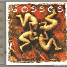 CDs de Música: GOSSOS - METAMORFOSI (MANDALA) - CD (1997) - CANÇÓ CATALANA. Lote 235332440