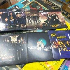 CDs de Música: FAIR WARNING THE BOX CON 5 CD'S 2014. Lote 235334925