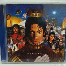 CDs de Música: CD MICHAEL JACKSON. Lote 235334690