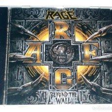 CDs de Música: CD RAGE - BEYOND THE WALL. Lote 235340140
