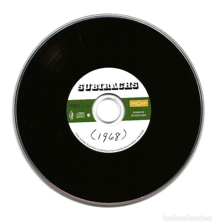 CDs de Música: RAFAEL SUBIRACHS (1968) (CD) - 2005 - CANÇÓ CATALANA - Foto 3 - 235363370