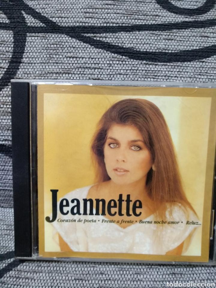 JEANNETTE - CORAZÓN DE POETA (Música - CD's Otros Estilos)