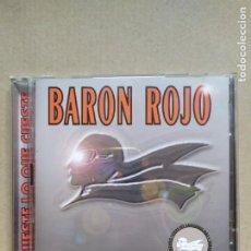 CDs de Música: CD BARON ROJO CUESTE LO QUE CUESTE DOBLE CD. Lote 235415915