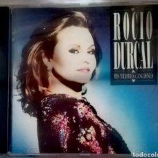 CDs de Música: ROCÍO DÚRCAL MIS MEJORES CANCIONES. Lote 235422565