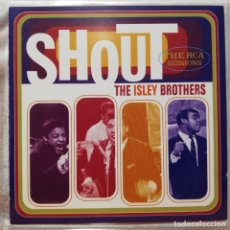"""CDs de Música: DOO WOP, EARLY SOUL CD, THE ISLEY BROTHERS """"THE RCA SESSIONS"""". RCA/BMG. Lote 235441775"""