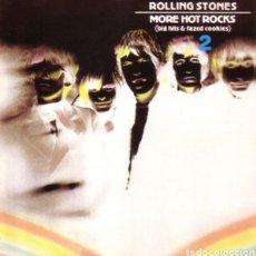 CDs de Música: CD ALBUM , THE ROLLING STONES , MORE HOT ROCKS 2 , IMPORT.UK.. Lote 235457715