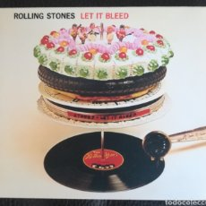 CDs de Música: THE ROLLING STONES LET IT BLEED THE REMASTERED SERIES 2002. Lote 235530350