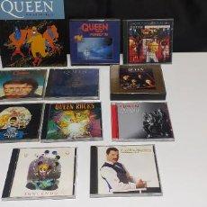 CDs de Música: QUEEN LOTE CD´S BUEN ESTADO. Lote 235552960