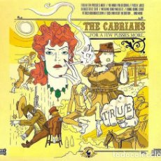 CDs de Música: THE CABRIANS - FOR A FEW PUSSIES MORE. Lote 235572805