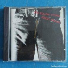 CDs de Música: THE ROLLING STONES - STICKY FINGERS (CD, ALBUM). Lote 235584875