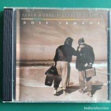 CDs de Música: PAULO MOURA & RAPHAEL RABELLO - DOIS IRMÃOS (CD, ALBUM) (CAJU MUSIC). Lote 235593345