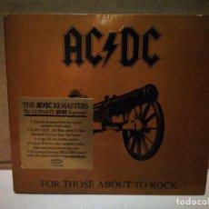 CDs de Música: AC/DC. Lote 235604030