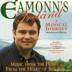 CDs de Música: MÚSICA POPULAR DE IRLANDA - EAMONN'S IRELAND - 20 TRACKS - ED. TEMPLE RECORDS - AÑO 1998.. Lote 235648325