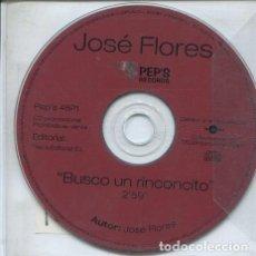 CDs de Música: JOSE FLORES / BUSACO UN RINCONCICTO (CD SINGLE PROMO). Lote 235651000