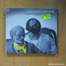 CDs de Musique: MARCO BEASLY / GUIDO MORINI - IL SETTECENTO NAPOLETANO / ACCORDONE - CD. Lote 235663850