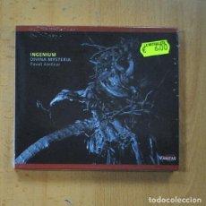 CDs de Musique: PAVEL MYSTERIA - INGENIUM DIVINA MYSTERIA - CD. Lote 235664095