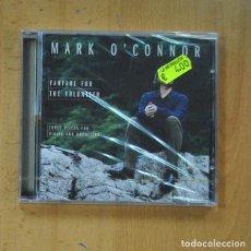 CDs de Musique: MARK O CONNOR - FANFARE FOR THE VOLUNTEER - CD. Lote 235664230