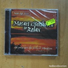 CDs de Música: VARIOS - MOZART & BEETHOVEN TO RELAX - CD. Lote 235664315