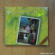 CDs de Música: VARIOS - ANTOLOGIA DE VILLANCICOS FLAMENCOS VOL 2 - CD. Lote 235664350