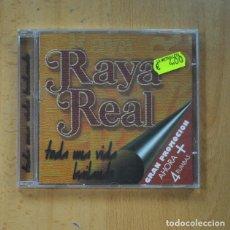 CDs de Música: RAYA REAL - TODA UNA VIDA BAILANDO - CD. Lote 235664510