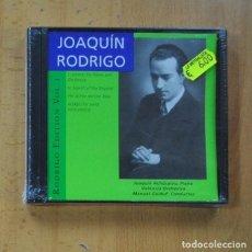 CDs de Música: JOAQUIN RODRIGO - RODRIGO EDITION VOL I - CD. Lote 235664550