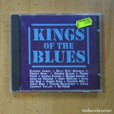 CDs de Música: VARIOS - KING OF THE BLUES - CD. Lote 235664950