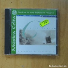 CDs de Música: A WINDHAM HILL COLLECTION - A CELTIC SEASON - CD. Lote 235665035