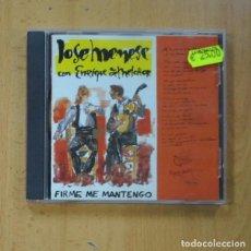 CDs de Música: JOSE MENESE / ENRIQUE DE MELCHOR - FIRME ME MANTENGO - CD. Lote 235665175