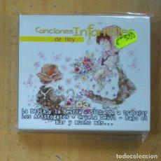 CDs de Música: VARIOS - CANCIONES INFANTILES DE HOY - 2 CD. Lote 235665270
