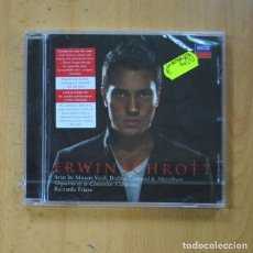 CDs de Música: ERWIN SCHROTT - ARIAS BY MOZART VERDI BERLIOZ GOUNOD & MEYERBEER - CD. Lote 235665320