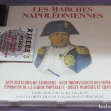 CDs de Música: LES MARCHES NAPOLEONIENNES - CD. Lote 235674135