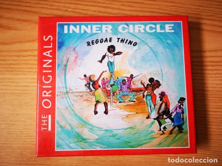 INNER CIRCLE - REGGAE THING - COMO NUEVO EMI RECORDS LTD AÑO 2000 (Música - CD's Reggae)