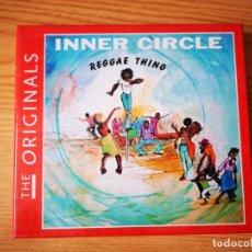 CDs de Música: INNER CIRCLE - REGGAE THING - COMO NUEVO EMI RECORDS LTD AÑO 2000. Lote 235689235