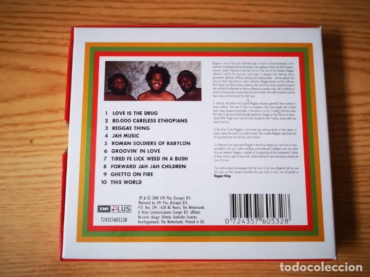 CDs de Música: INNER CIRCLE - REGGAE THING - COMO NUEVO EMI RECORDS LTD AÑO 2000 - Foto 2 - 235689235