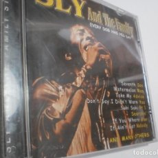 CDs de Música: CD SLY AND THE FAMILY. EVERY DOG HAS HIS DAY. ROCK & MELODY 1999 SWITZERLAND 17 TEMAS (BUEN ESTADO). Lote 235713755