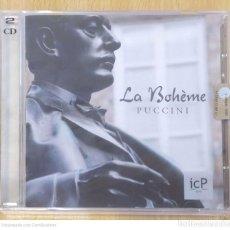 CDs de Música: PUCCINI (LA BOHEME) 2 CD'S 2011 ARCHITA * PRECINTADO. Lote 235724750