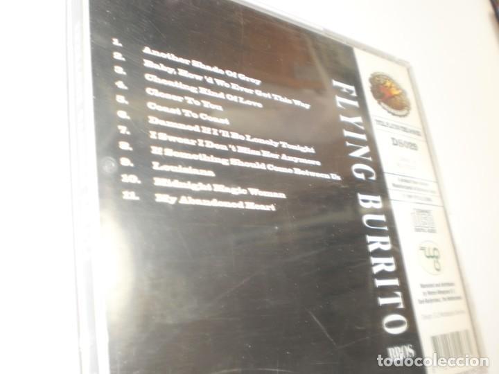 CDs de Música: cd flying burrito bros. louisiana. desperado 1999 the netherlands 11 temas (buen estado) - Foto 2 - 235729030