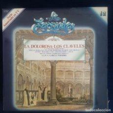 CDs de Música: LA DOLOROSA. LOS CLAVELES / J.J. LORENTE/ SEVILLA Y CARREÑO / COLECCION LA ZARZUELA Nº 12 RF-8978. Lote 235730105