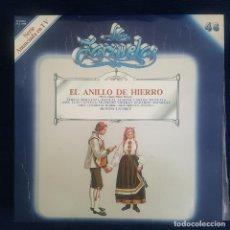 CDs de Música: EL ANILLO DE HIERRO - MARCOS ZAPATA/ MIGUEL MARQUÉS / COLECCION LA ZARZUELA Nº 48 RF-8983. Lote 235731620