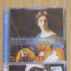 CDs de Música: LOTE 2 CD'S DOBLES MUSICA CLASICA SERIE VERITAS (HANDEL - PURCELL) PRECINTADOS. Lote 235731935