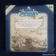 CDs de Música: DON GIL DE ALCALA (2º PARTE) - M. PENELLA / COLECCION LA ZARZUELA Nº 66 RF-8985. Lote 235732275