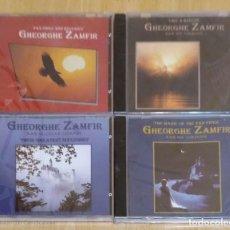 CDs de Música: LOTE 4 CD'S GHEORGHE ZAMFIR * PRECINTADOS. Lote 235732545