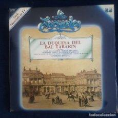 CDs de Música: LA DUQUESA DEL BAL TABARIN - LEO BARD / COLECCION LA ZARZUELA Nº 86 RF-8990. Lote 235733420