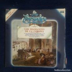 CDs de Música: EL DIAMANTE DE LA CORON - CAMPRODÓN/ F.A. BARBIERI / COLECCION LA ZARZUELA Nº 92 RF-8992. Lote 235733835