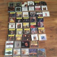 CDs de Música: COLECCIÓN 57 ÁLBUMES CD 'S MÚSICA CLÁSICA. Lote 235815945